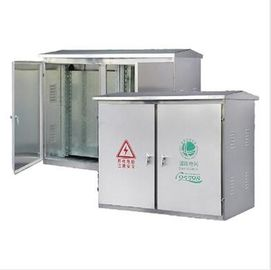 Common Type Stainless Steel Distribution Box Household ISO9001 Certification